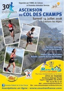 Ascension du Col des Champs 2018 @ Colmars les Alpes | Colmars | Provence-Alpes-Côte d'Azur | France