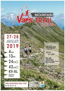 Vars Mountain Trail 2019 @ Vars | Vars | Provence-Alpes-Côte d'Azur | France