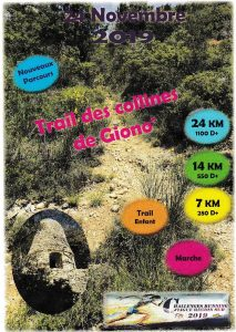 Trail des Collines de Giono 2019 @ Manosque | Manosque | Provence-Alpes-Côte d'Azur | France