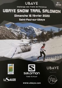 Ubaye Snow Trail Salomon 2020 @ Saint Paul sur Ubaye | Saint-Paul-sur-Ubaye | Provence-Alpes-Côte d'Azur | France