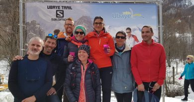 Ubaye Snow Trail Salomon 2020